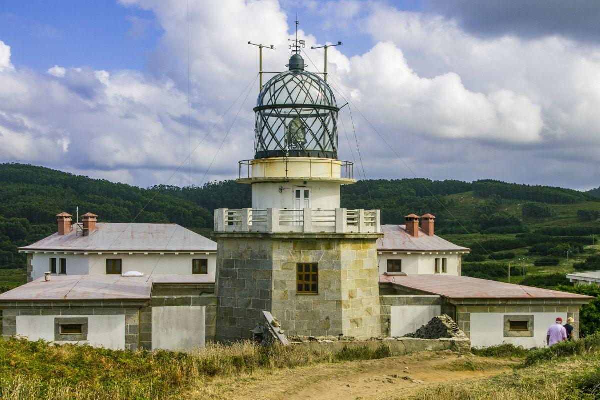 Faro de Estaca de Bares, A Coruña, Galicia