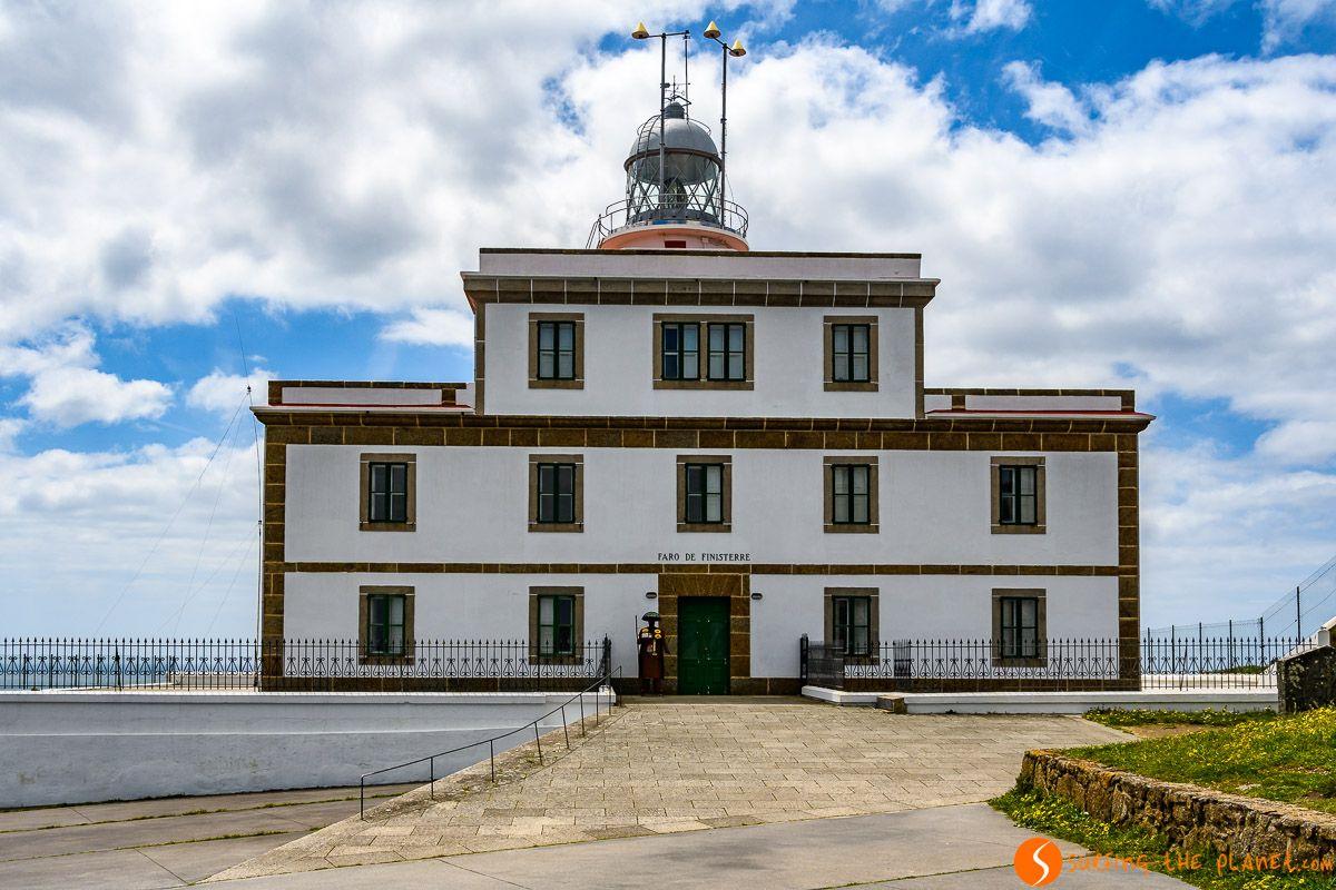 Faro de Fisterra, A Coruña, Galicia