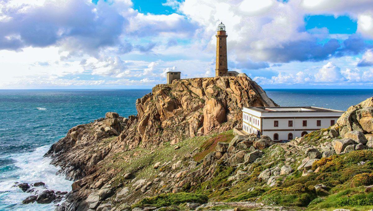 Faro de Cabo Vilán, A Coruña, Galicia