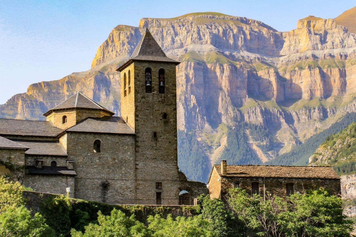 Torla-Ordesa, Huesca, Aragón