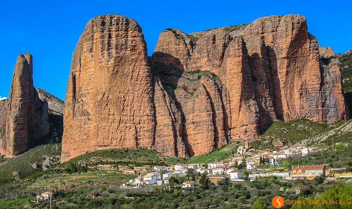 Mallos de Riglos, Huesca, Aragón | Qué ver en un viaje por Aragón