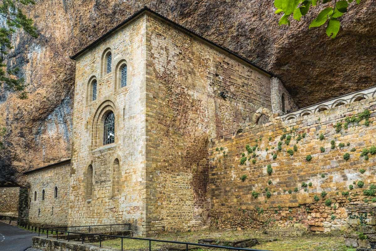 Monasterio San Juan de la Peña, Huesca, Aragón |Qué visitar en Aragón