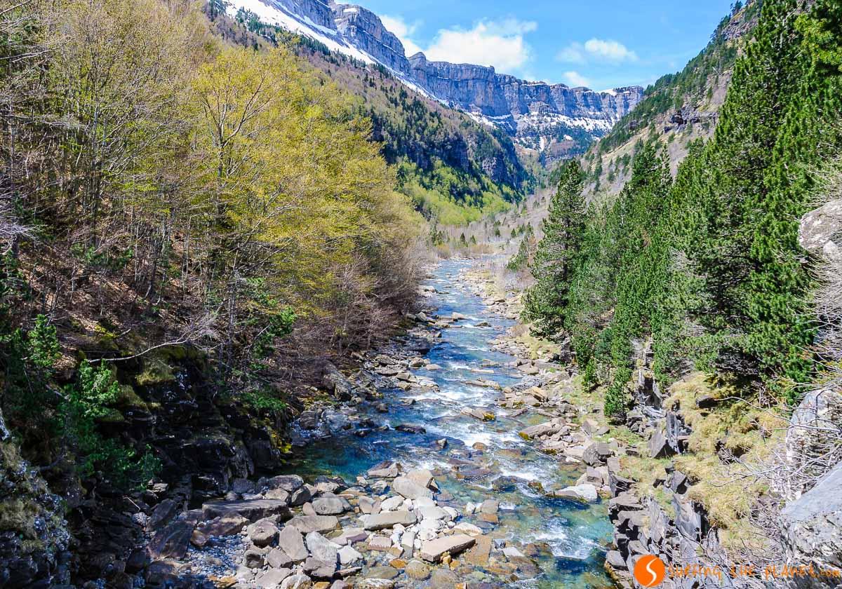 Parque Nacional de Ordesa y Monte Perdido, Huesca, Aragón