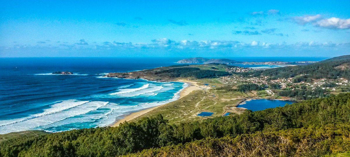 Playa de Doñinos, A Coruña, Galicia | Qué ver y hacer en Galicia