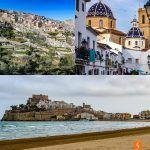 Los 60 pueblos más bonitos de la Comunidad Valenciana