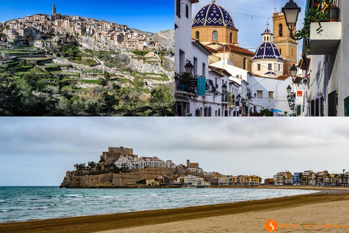 Pueblos bonitos y con encanto en la Comunidad Valenciana