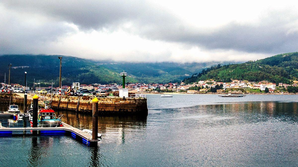 Puerto, Muros, A Coruña, Galicia