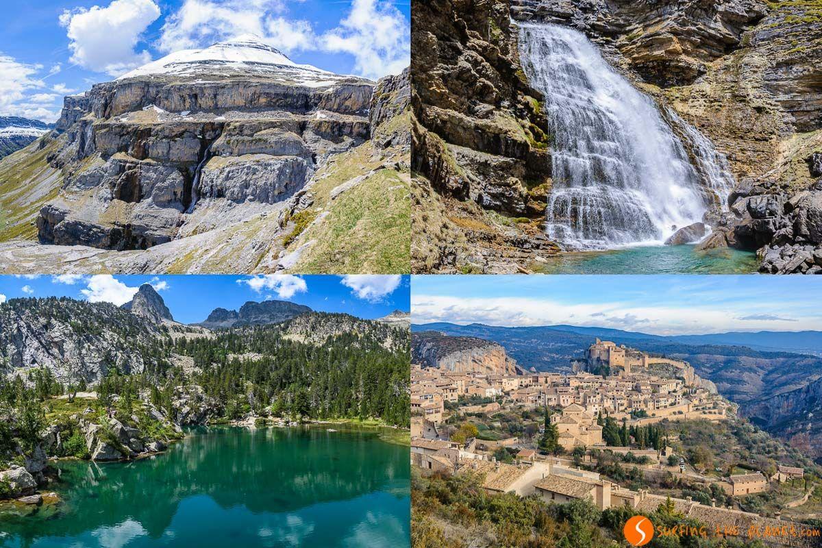 30 cosas que ver y hacer en la Provincia de Huesca, Aragón, España