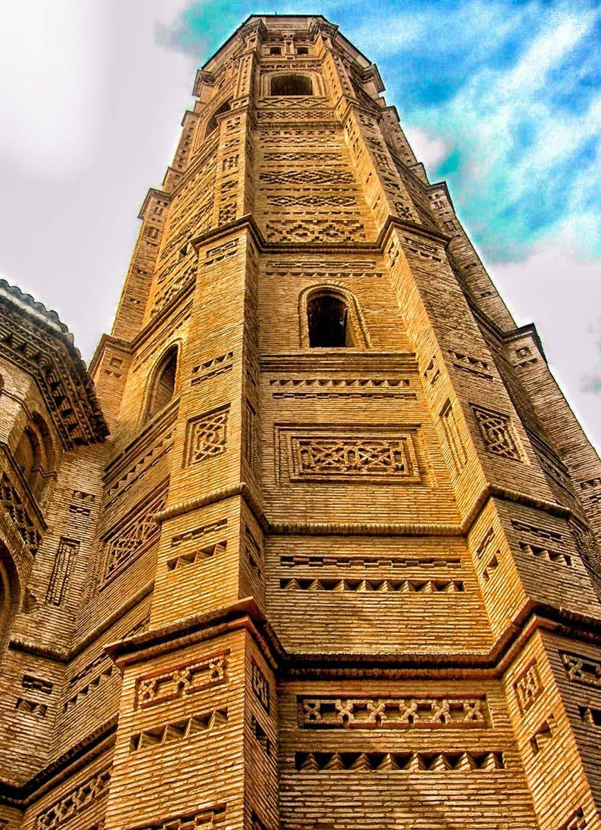 Torre Mudéjar, Calatayud, Zaragoza, Aragón |Qué ver en Zaragoza