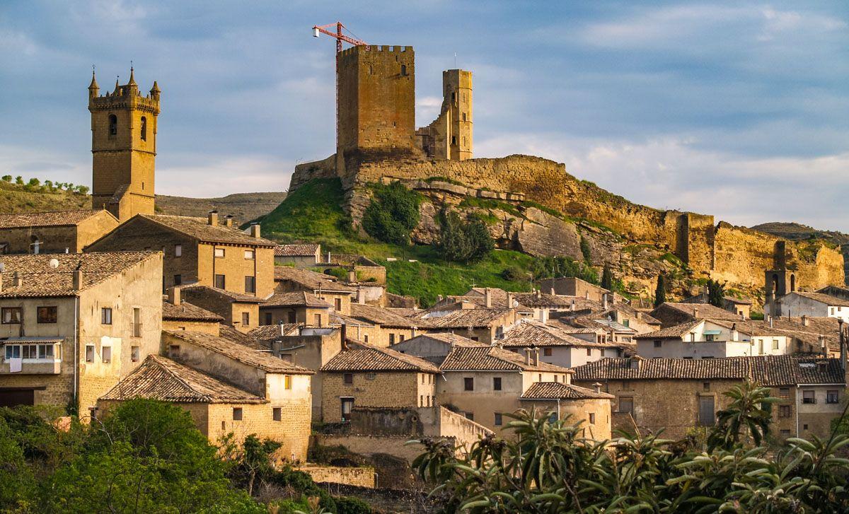 Castillo, Uncastillo, Zaragoza, Aragón |Qué visitar en la Provincia de Zaragoza