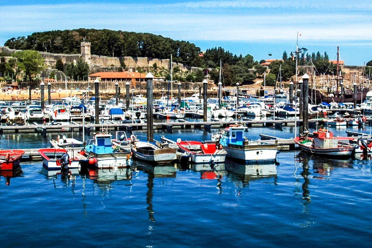 Puerto, Baiona, Pontevedra, Galicia