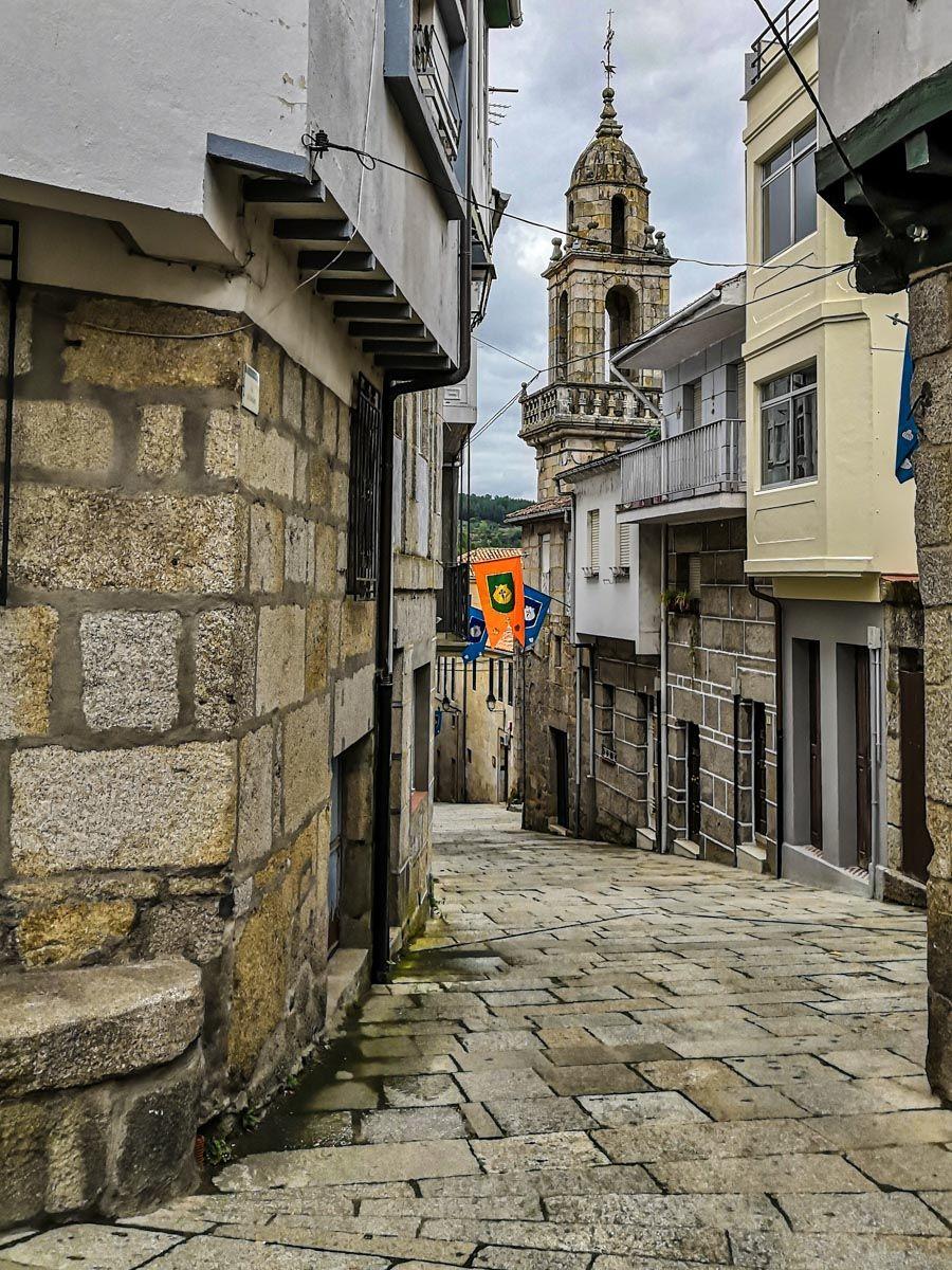 Barrio judío, Ribadavia, Ourense, Galicia
