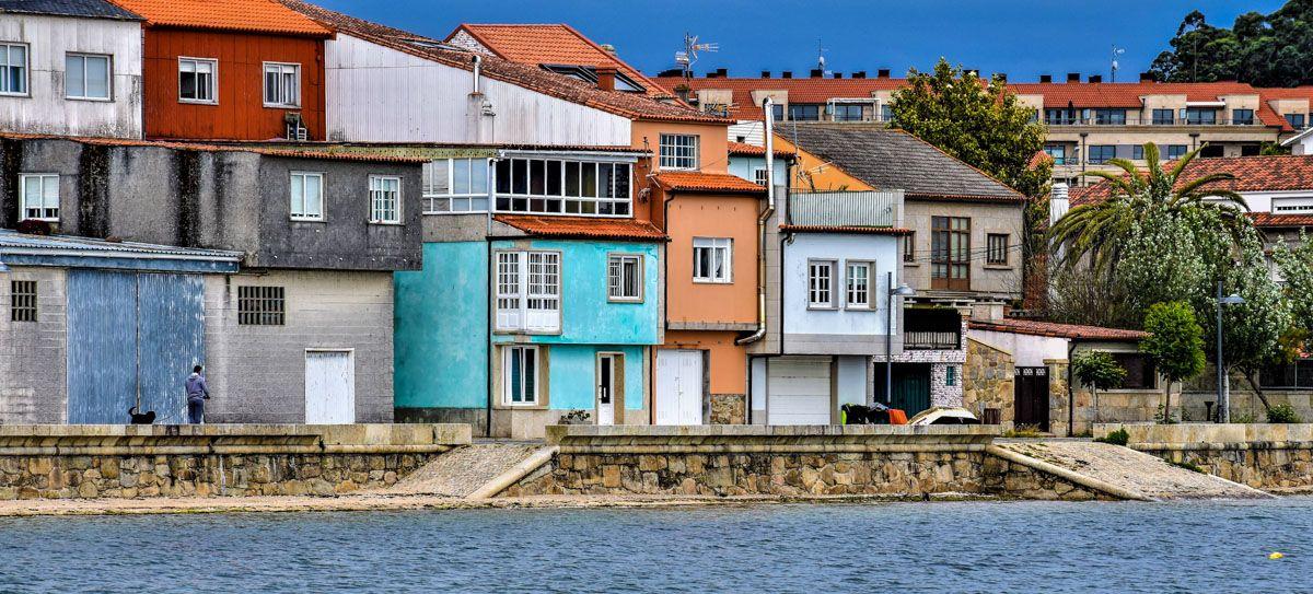 Cambados, Pontevedra, Galicia