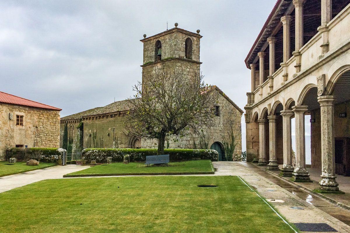 Castillo Monterrei, Verín, Ourense, Galicia