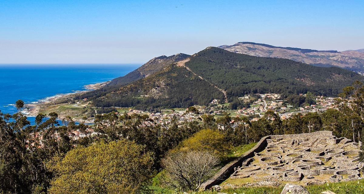 Castro Santa Tegra, Pontevedra, Galicia | Qué ver en Galicia