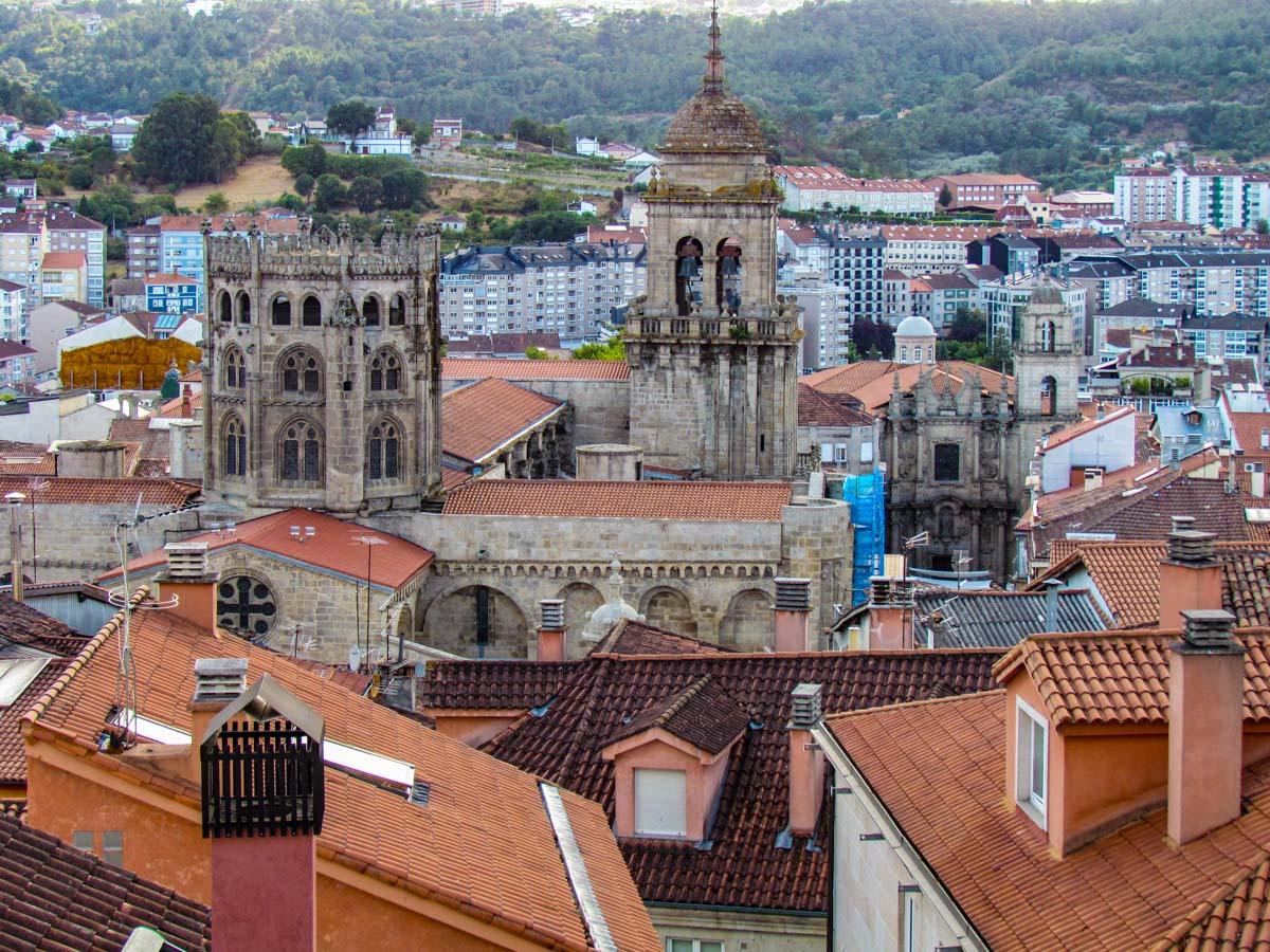 Catedral de San Martiño, Ourense, Galicia