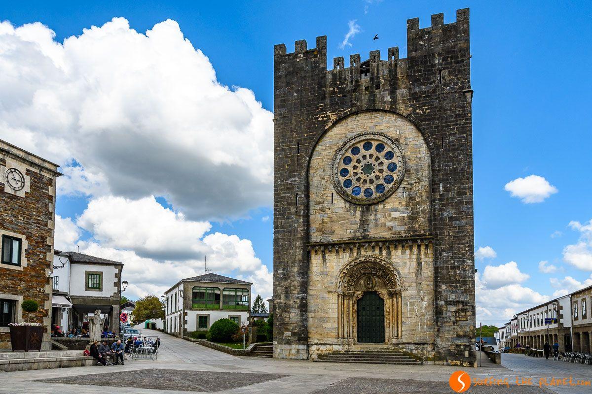 Iglesia de San Juán, Portomarín, Lugo, Galicia | Imprescindibles de Galicia