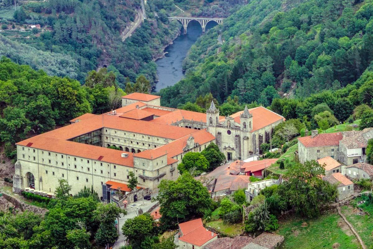 Monasterio de San Esteban de Sil, Ourense, Galicia | Qué hacer en Galicia