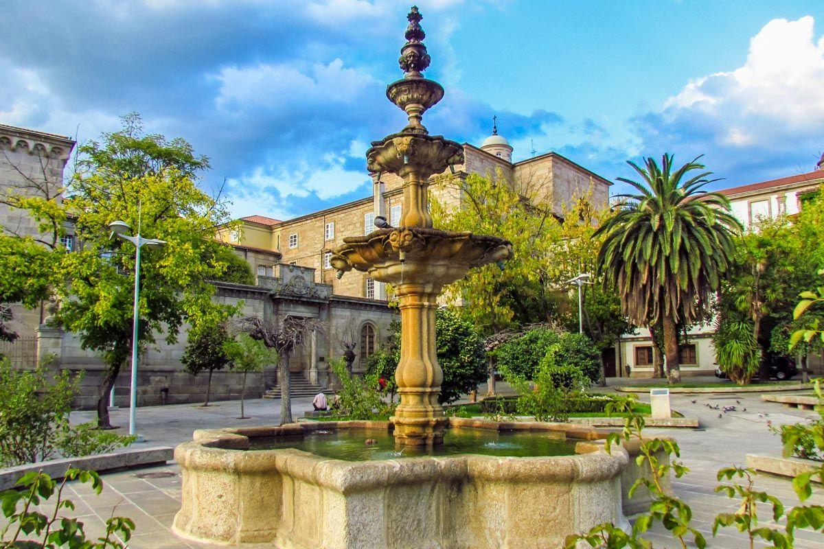 Parque de Alameda, Ourense, Galicia | Qué ver y hacer en Ourense