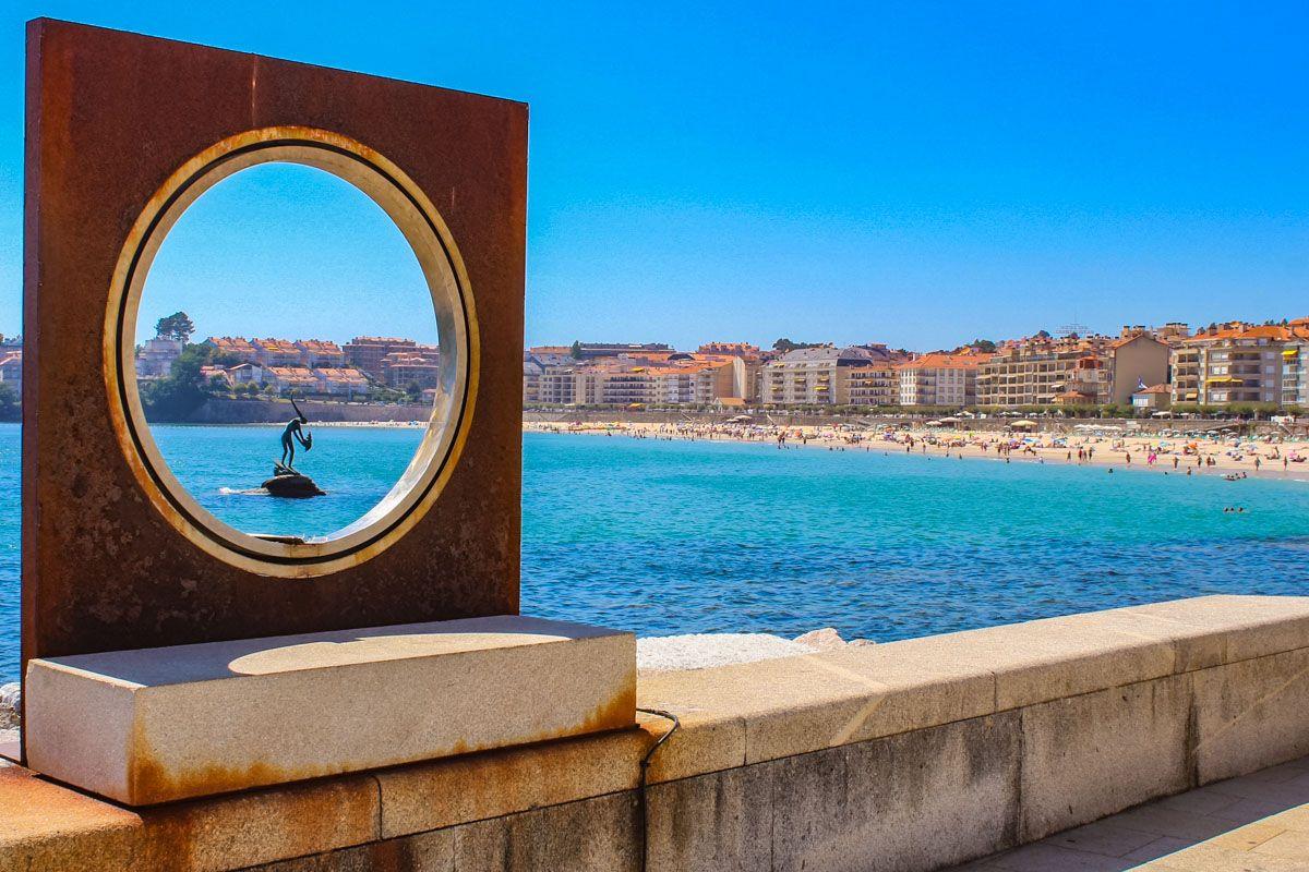 Playa, Sanxenxo, Pontevedra, Galicia |Qué visitar en Galicia