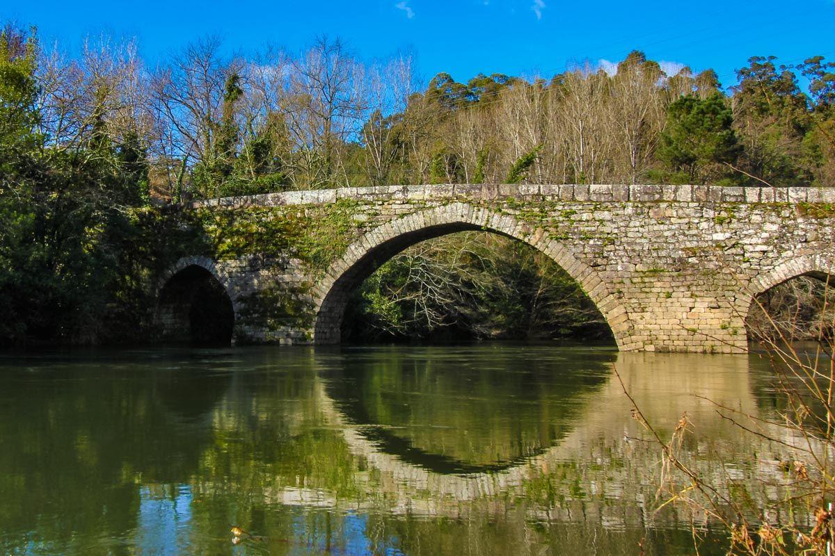 Puente romano de Fillaboa, Pontevedra, Galicia | Qué ver y hacer en Pontevedra