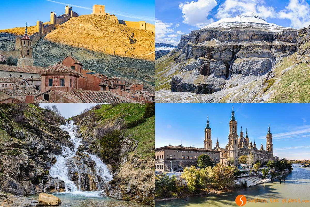 40 lugares mágicos que ver en Aragón