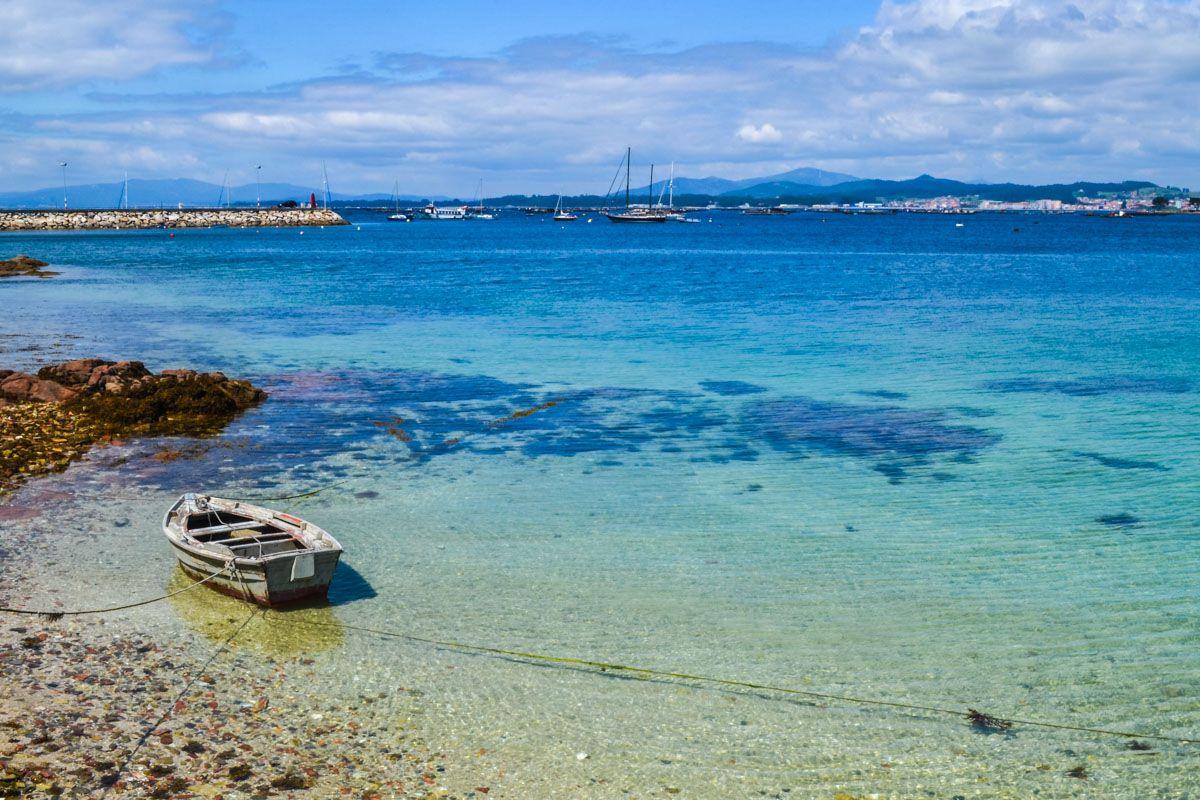 Ría de Pontevedra, Galicia  Qué ver en la Provincia de Pontevedra