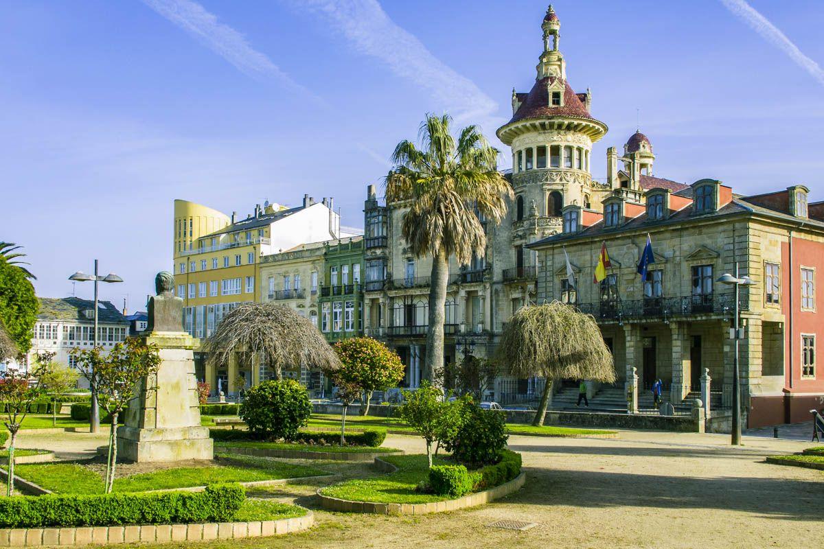Torre de los Moreno, Ribadeo, Lugo, Galicia | Qué ver en la Provincia de Lugo
