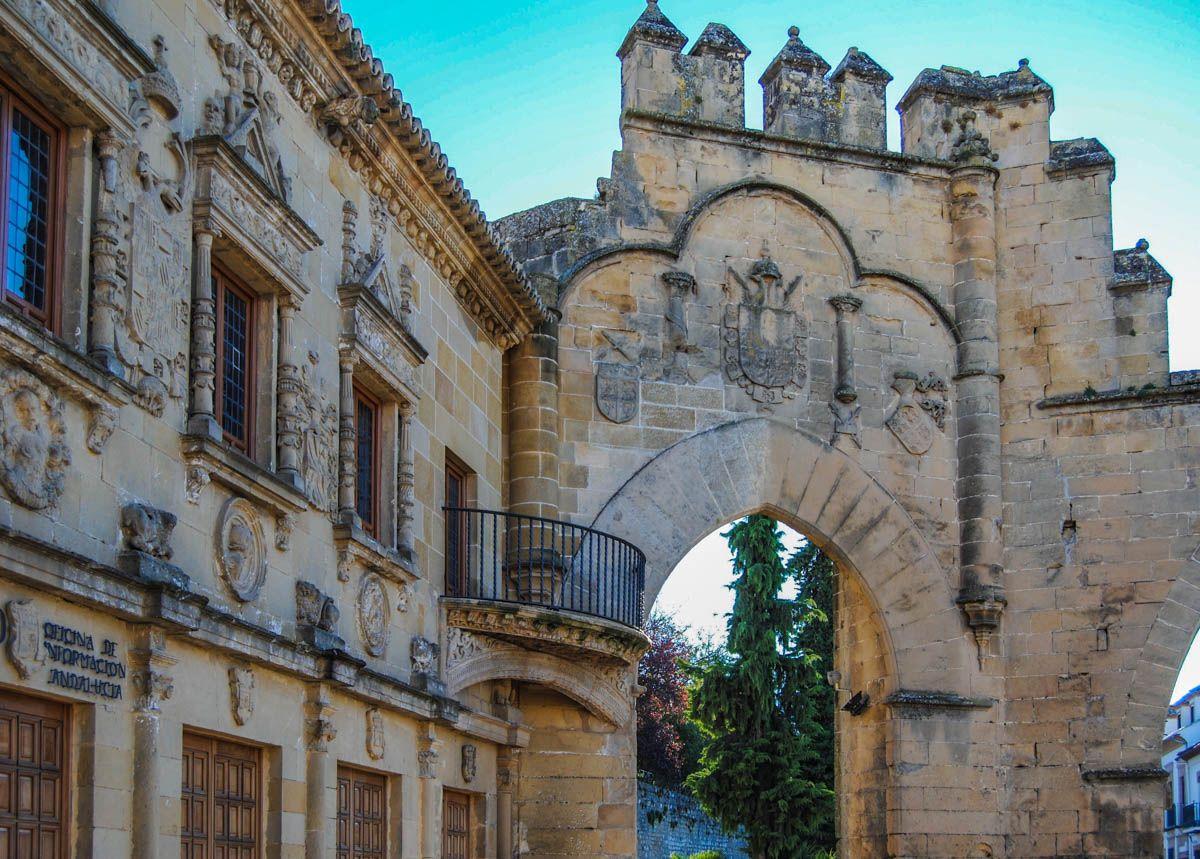 Arco Vallalar, Baeza, Jaén, Andalucía | Qué visitar en la Provincia de Jaén