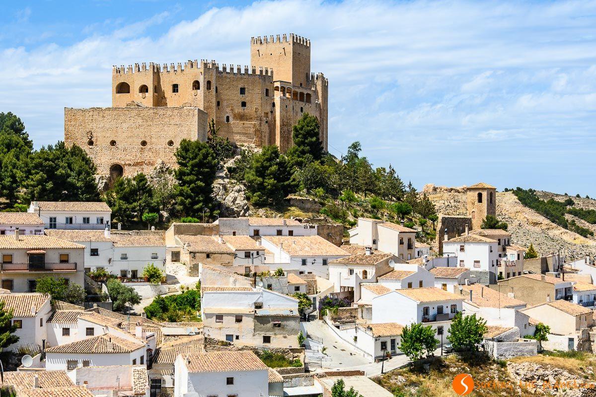Castillo, Vélez-Blanco, Almería, Andalucía |Castillos más bonitos que ver en Andalucía