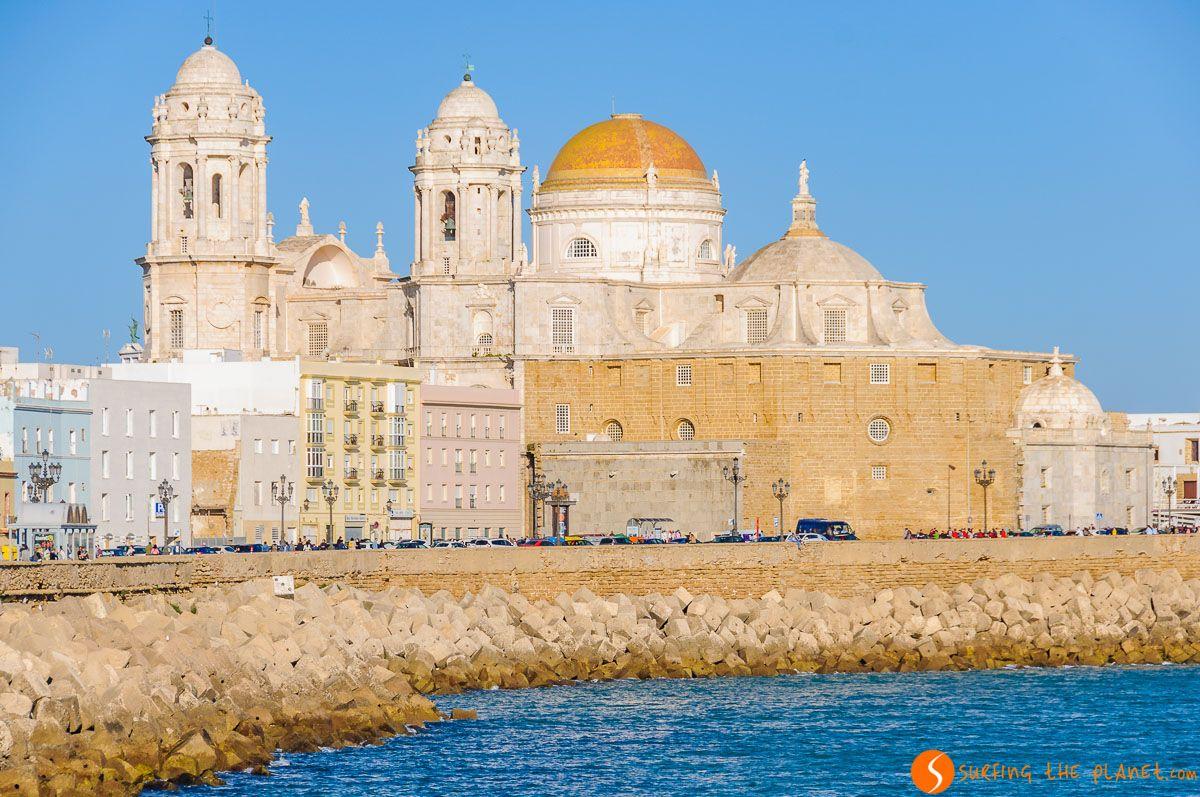 Catedral, Cádiz, Andalucía