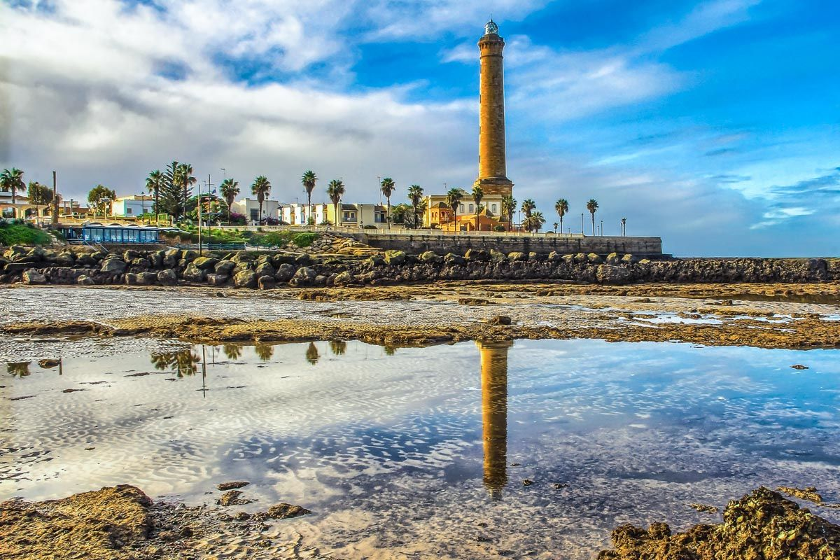 Faro, Chipiona, Cádiz, Andalucía |Qué hacer en Cádiz Provincia