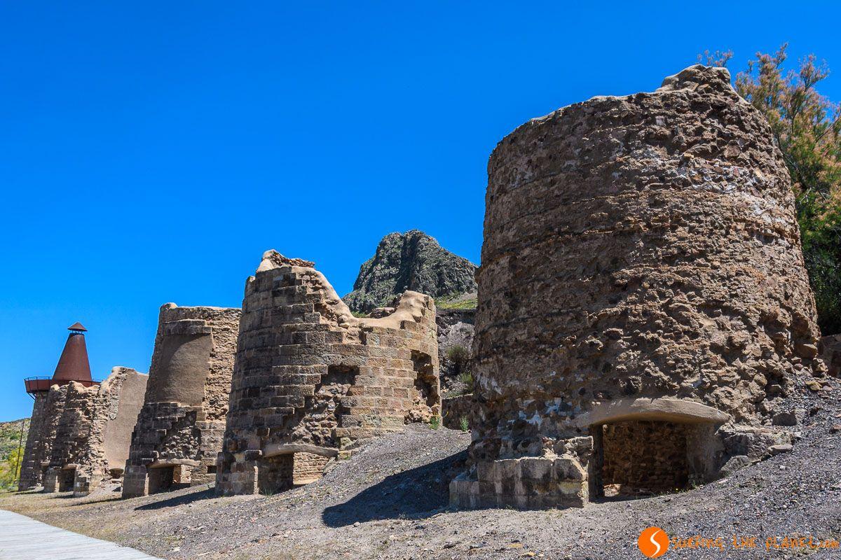 Hornos de Calcinación, Almería, Andalucía |Pueblos de Almería con encanto