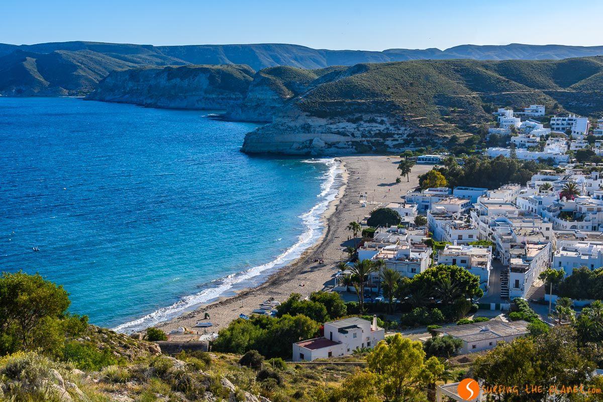 Agua Amarga, Cabo de Gata, Almería, Andalucía |Qué ver y hacer en Almería Provincia