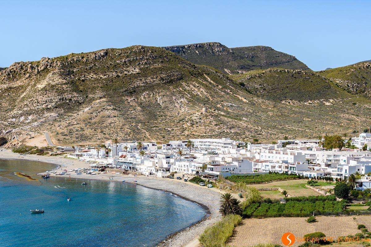 Las Negras, Cabo de Gata, Almería, Andalucía