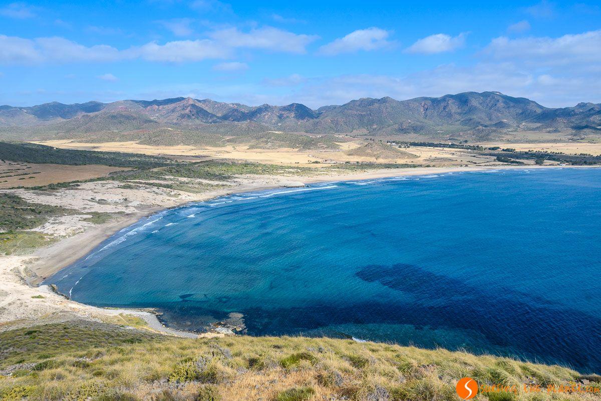 Mirador, Playa de los Genoveses, Cabo de Gata, Almería, Andalucía | Qué visitar en Cabo de Gata
