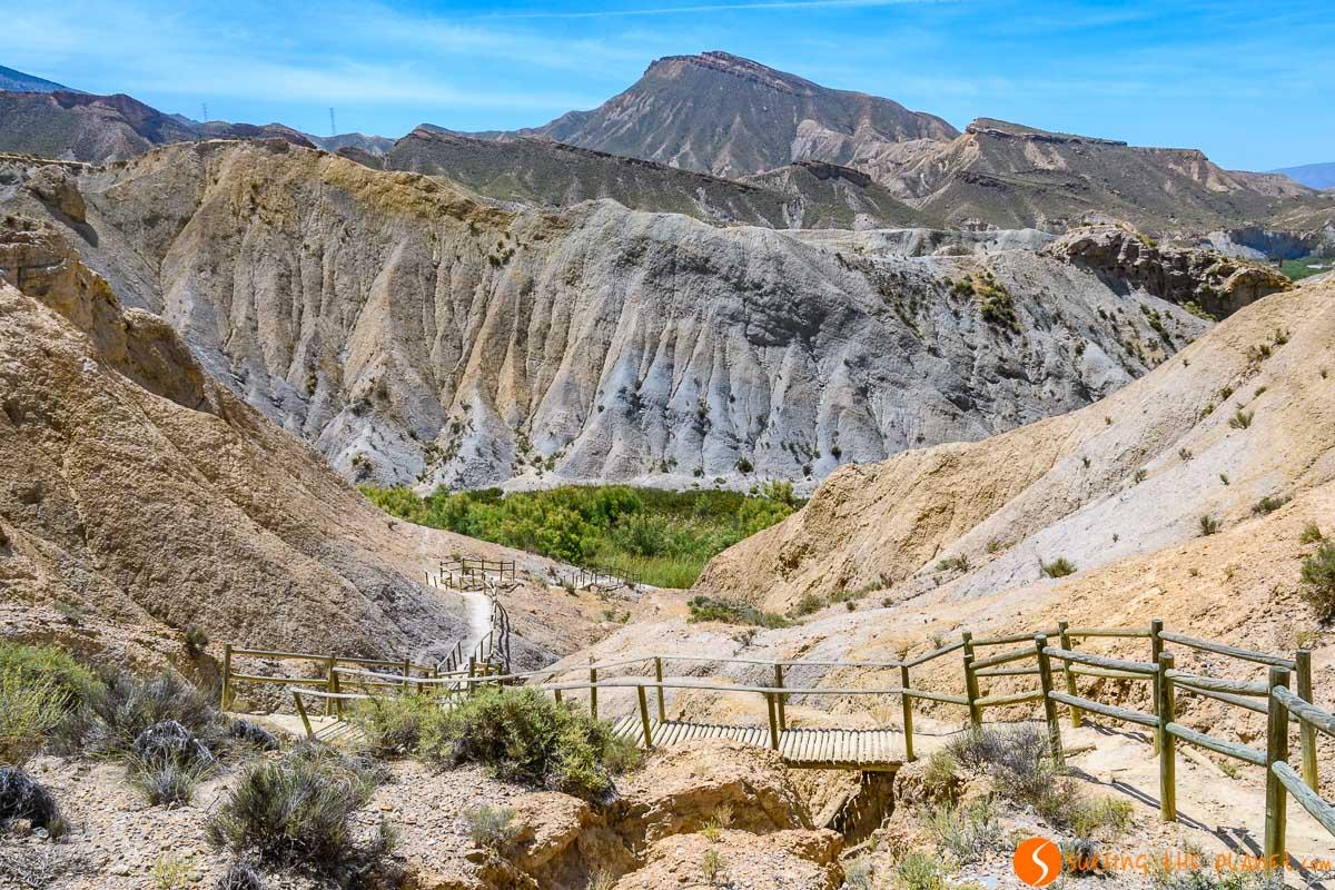 Vistas, Desierto de Tabernas, Almería, Andalucía |Qué hacer en Andalucía