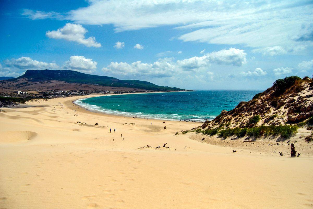 Playa de Bolonia, Provincia de Cádiz, Andalucía