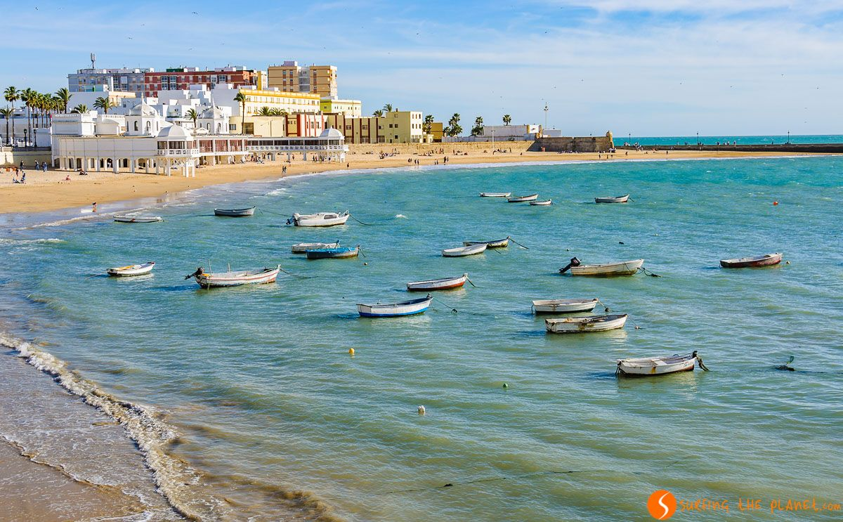 Playa de Caleta, Cádiz, Andalucía | Qué ver en Cádiz Provincia