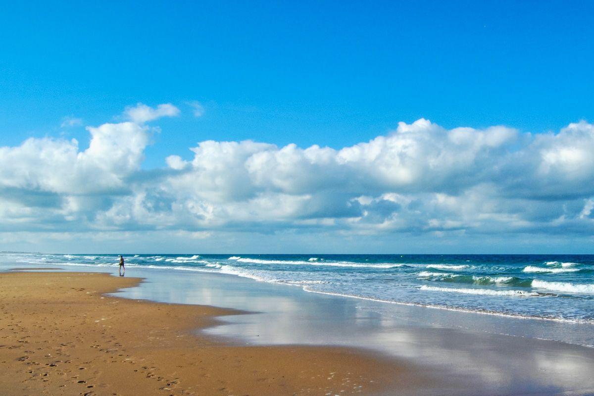 Playa de Conil de la Frontera, Provincia de Cádiz, Andalucía