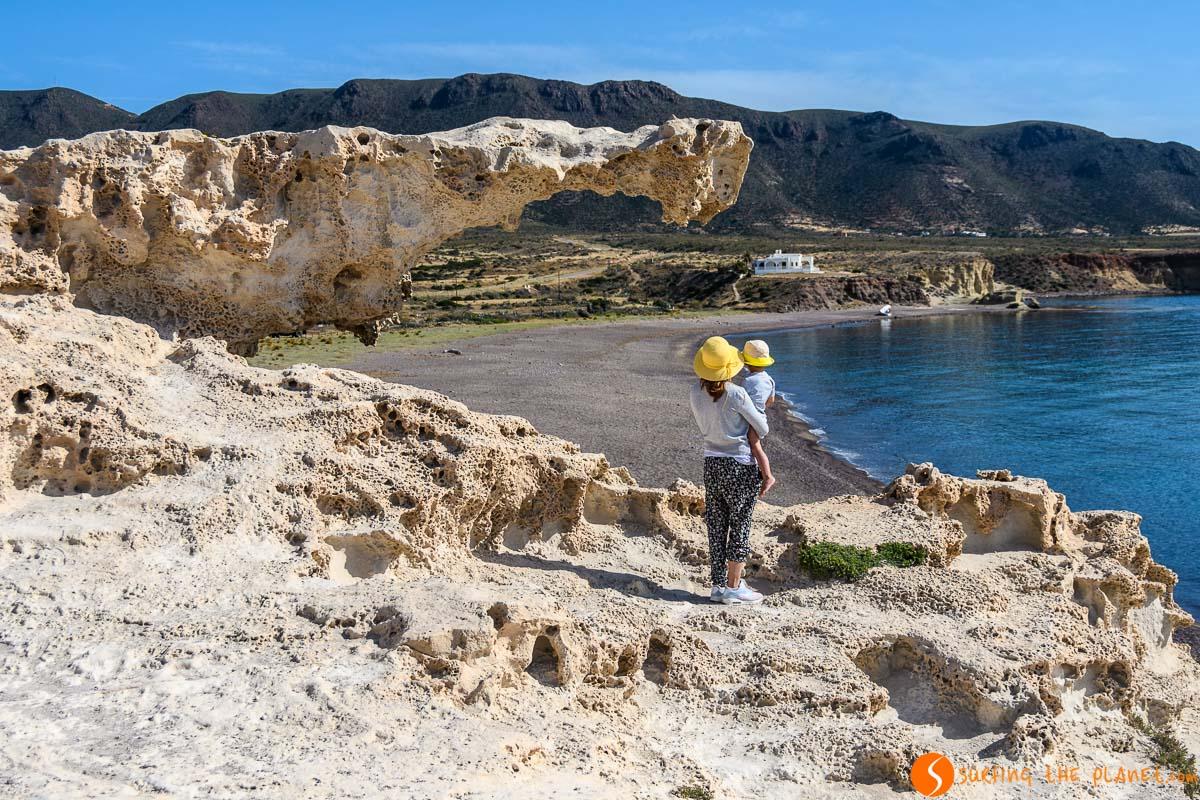 Playa de los Escullos, Cabo de Gata, Almería, Andalucía | Qué ver en la provincia de Almería