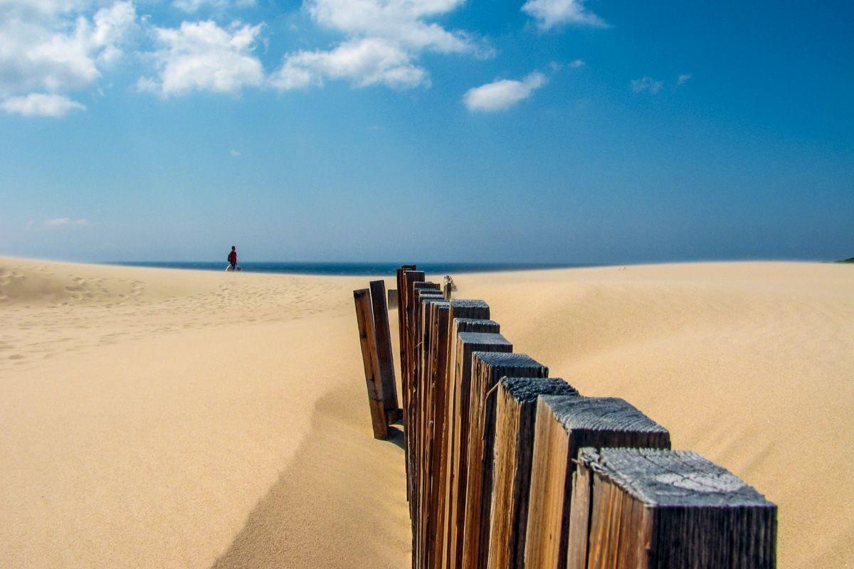 Playa, Tarifa, Provincia de Cádiz, Andalucía |Ruta por los pueblos de Cádiz