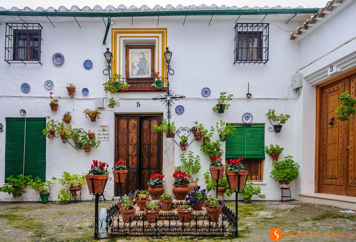Plaza con encanto, Priego de Córdoba, Andalucía |Pueblos de Andalucía