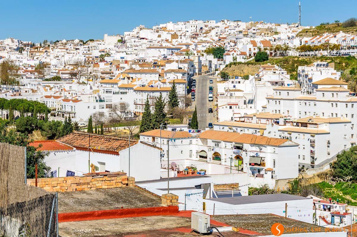 Pueblo blanco, Arcos de la Frontera, Provincia de Cádiz, Andalucía | Qué ver y hacer en Cádiz