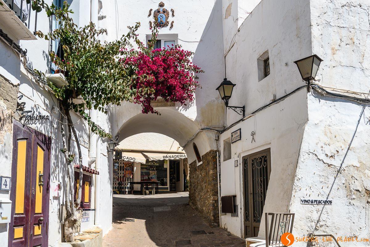 Puerta antigua, Mojácar, Almería, Andalucía