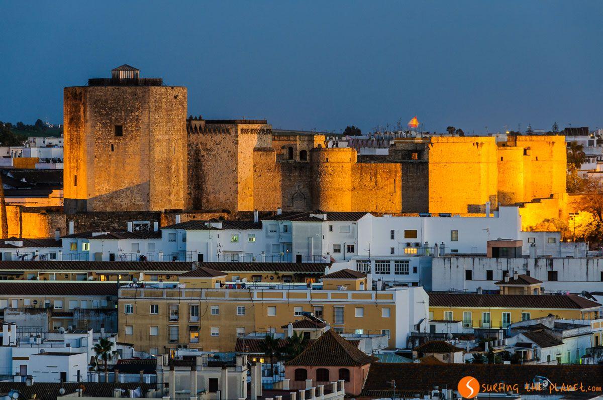 Castillo, San Lúcar de Barrameda, Provincia de Cádiz, Andalucía