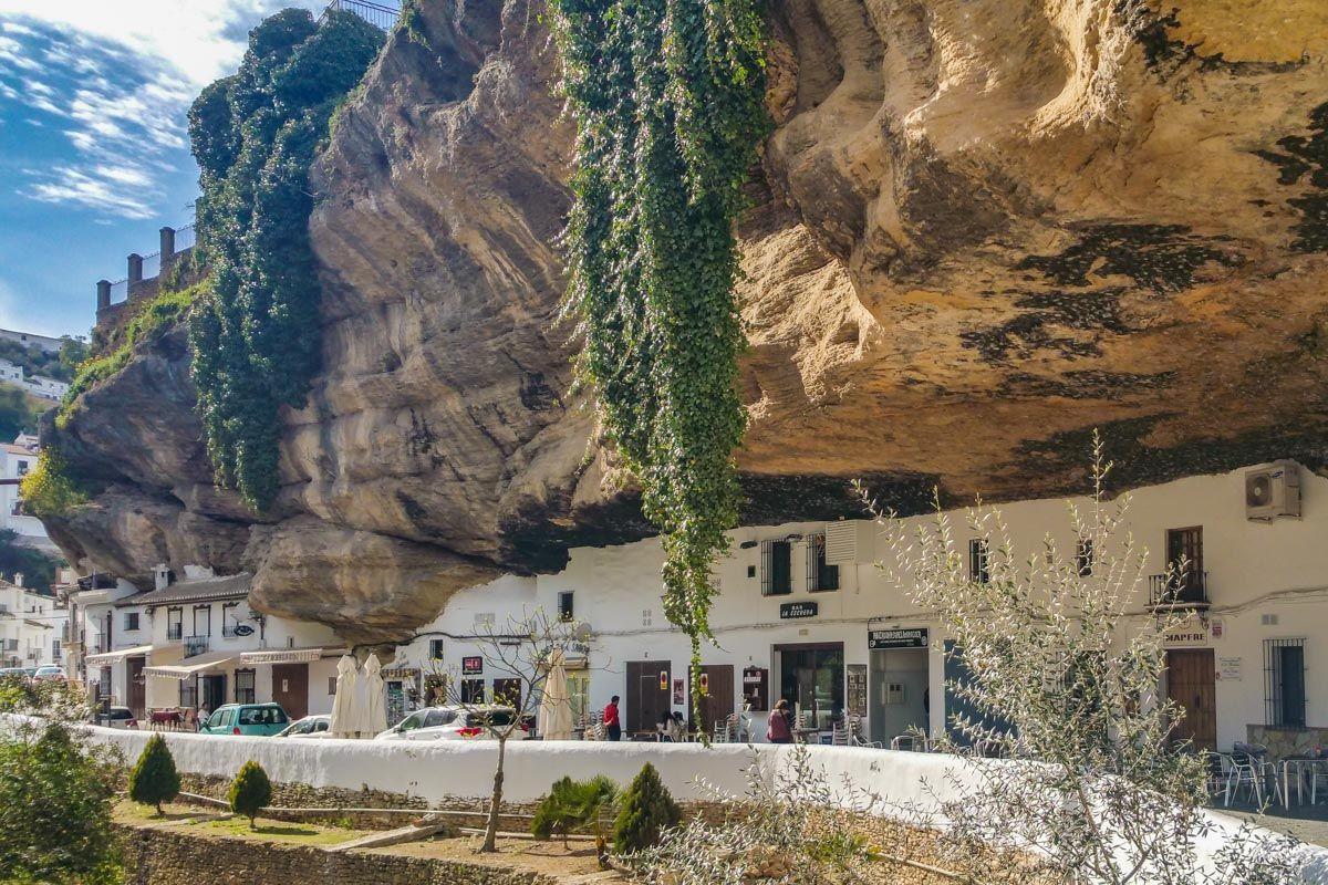 Setenil de las Bodegas, Provincia de Cádiz, Andalucía