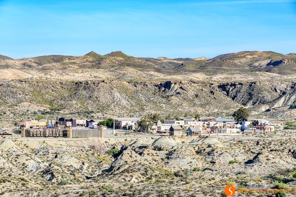 Fort Bravo, Desierto de Tabernas, Almería, Andalucía | 60 imprescindibles que ver en Almería