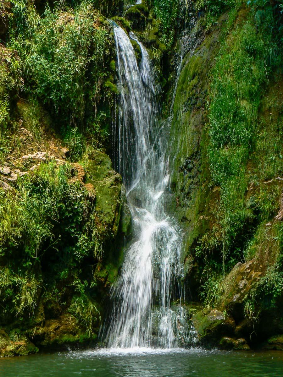 Cascadas de Huéznar, Sevilla, Andalucía