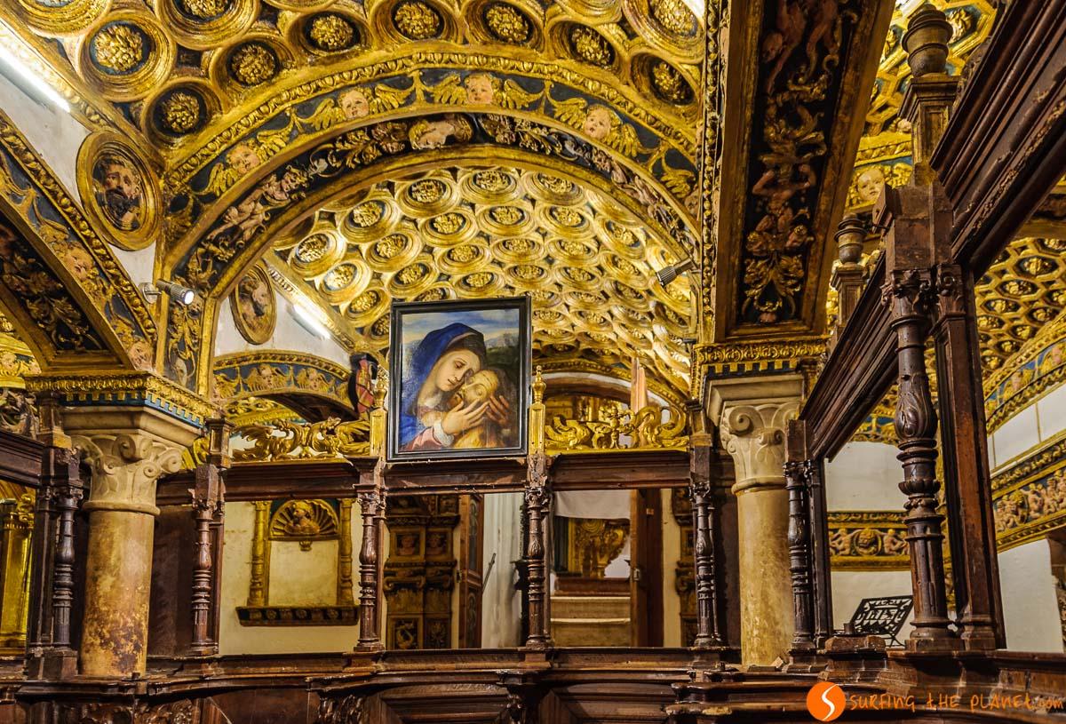 Interior de la Colegiata, Osuna, Sevilla, Andalucía |Qué visitar en Andalucía